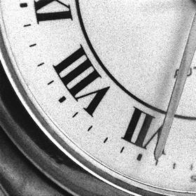 Photo of a wrist watch